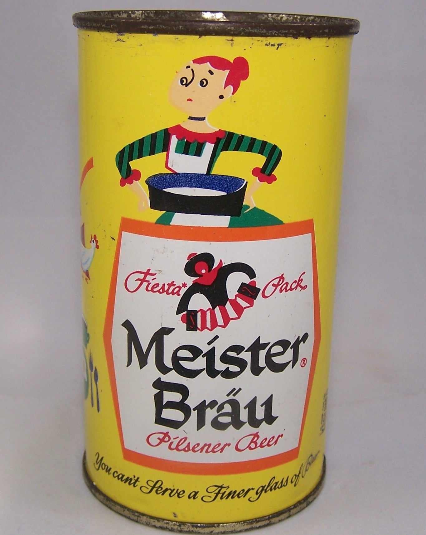 Meister Brau Pilsener Beer, USBC 98-1, Grade 1 Sold on 7/29/15