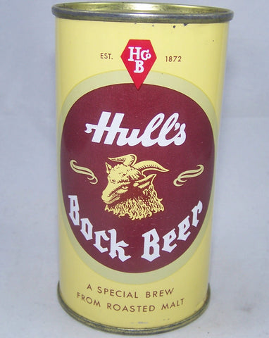 Hull's Bock Beer, USBC 84-28, Grade 1/1+ Sold on 10/03/17