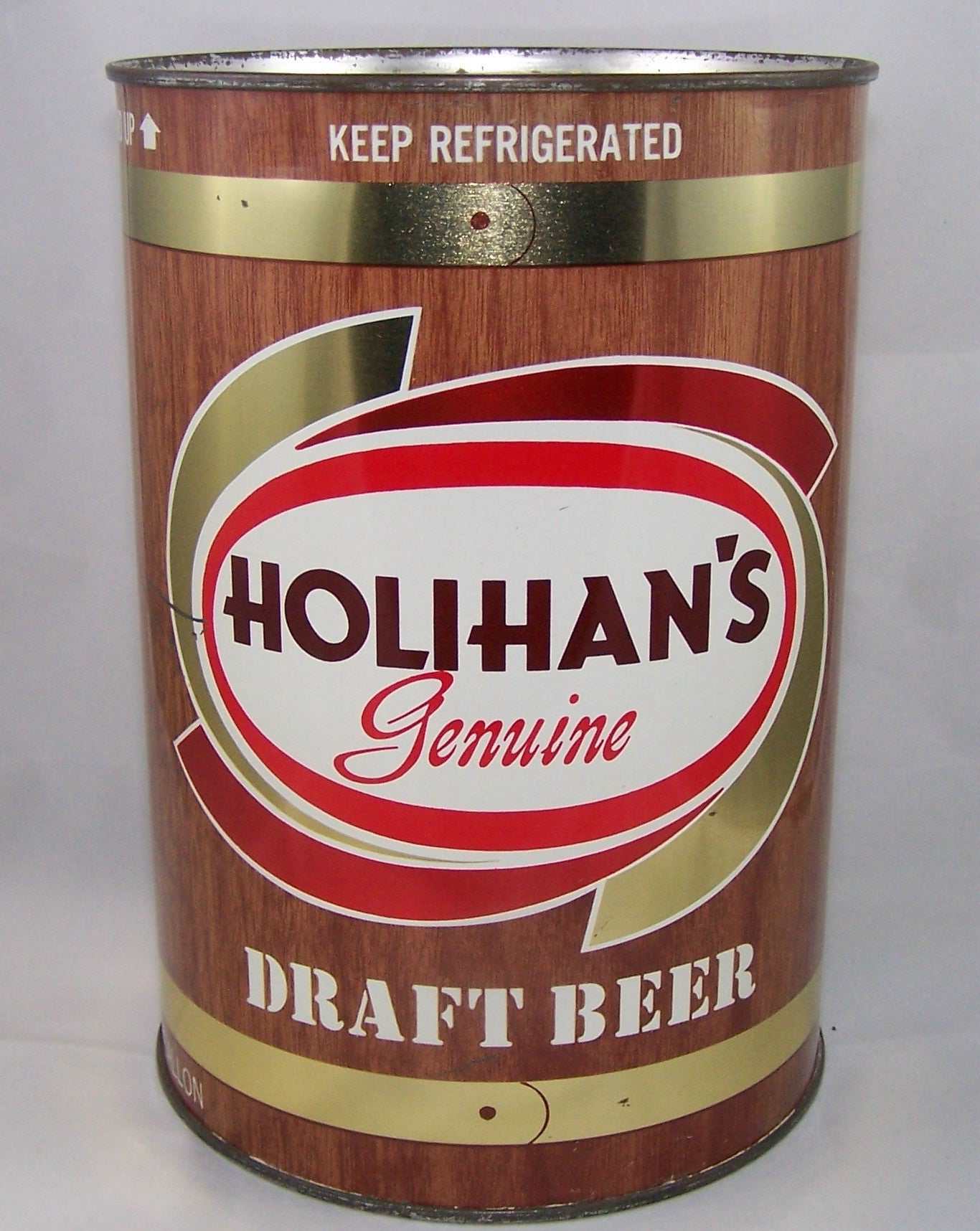 Holihan's Genuine Draft Beer, USBC 245-1, Grade 1 to 1/1+ Sold on ebay