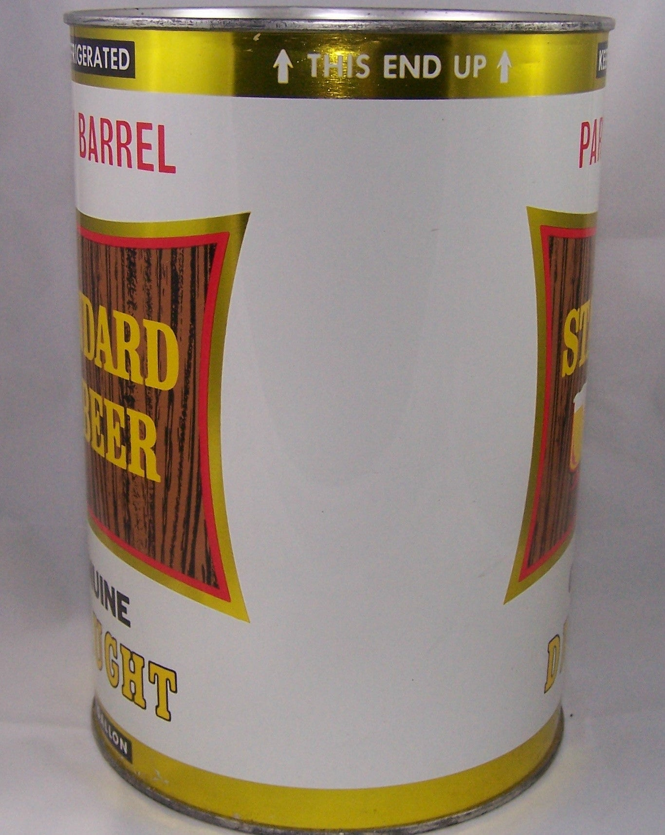 Standard Beer Party Barrel, USBC 246-8, Grade A1+