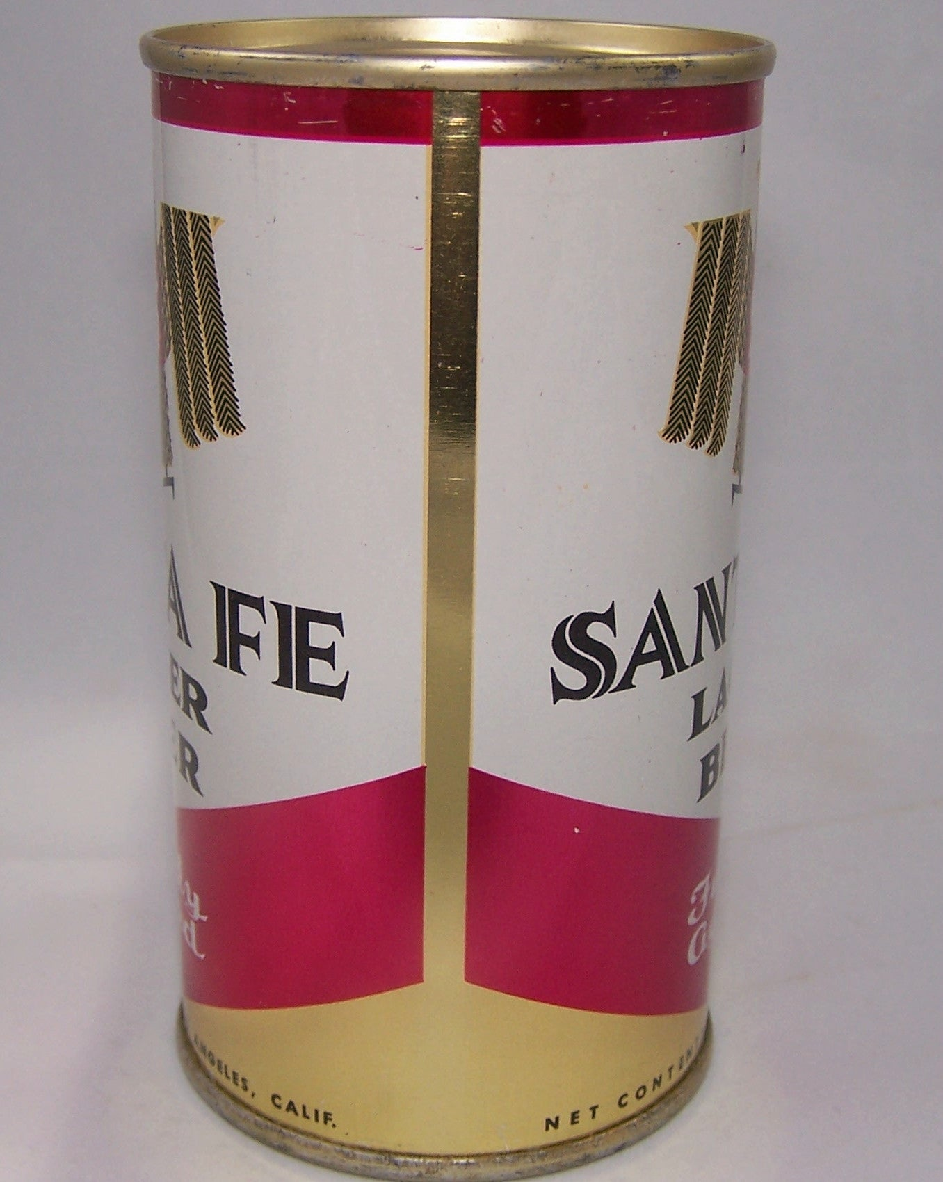 Santa Fe Lager Beer, USBC 127-17, Grade A1+ Sold on 8/10/15