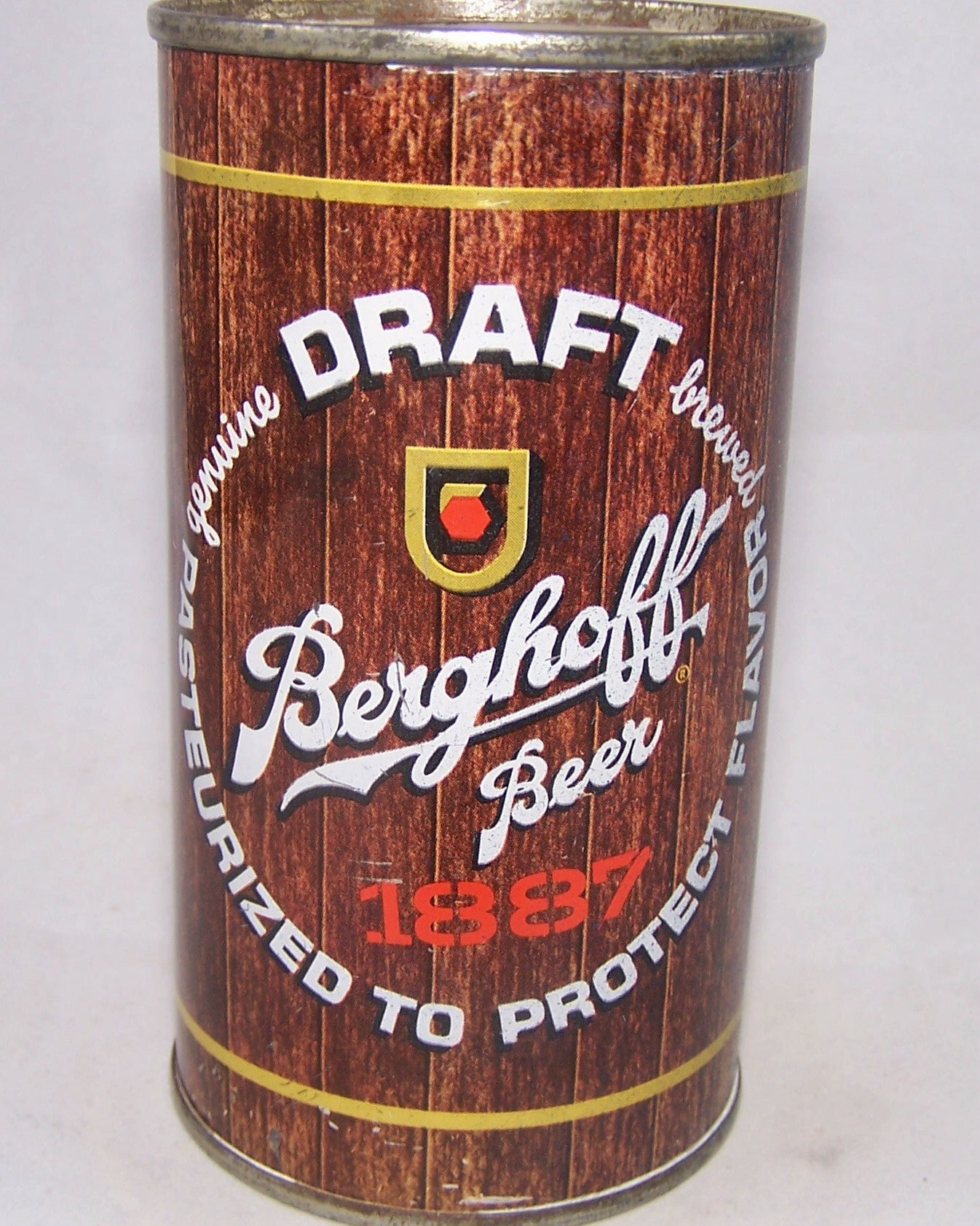 Berghoff 1887 Beer, USBC 36-08, Grade 1 Sold on 06/28/17