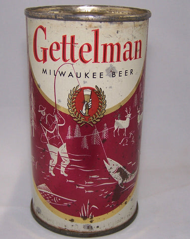 Gettelman Fishing set can, USBC 69-13, Grade 1- Sold on 9/2/15