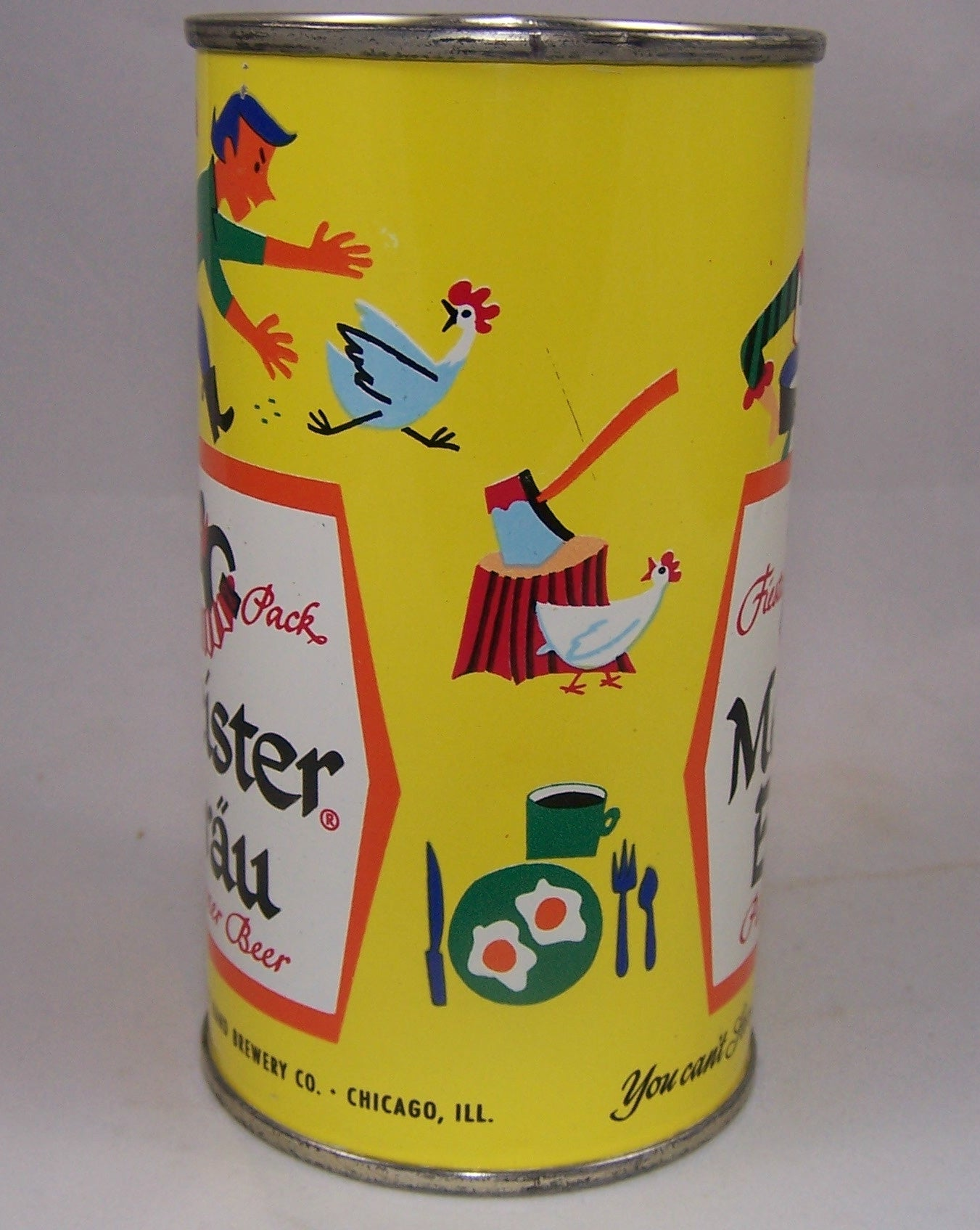Meister Brau Fiesta Pack, USBC 98-1, Grade A1+ Sold on 10/13/15