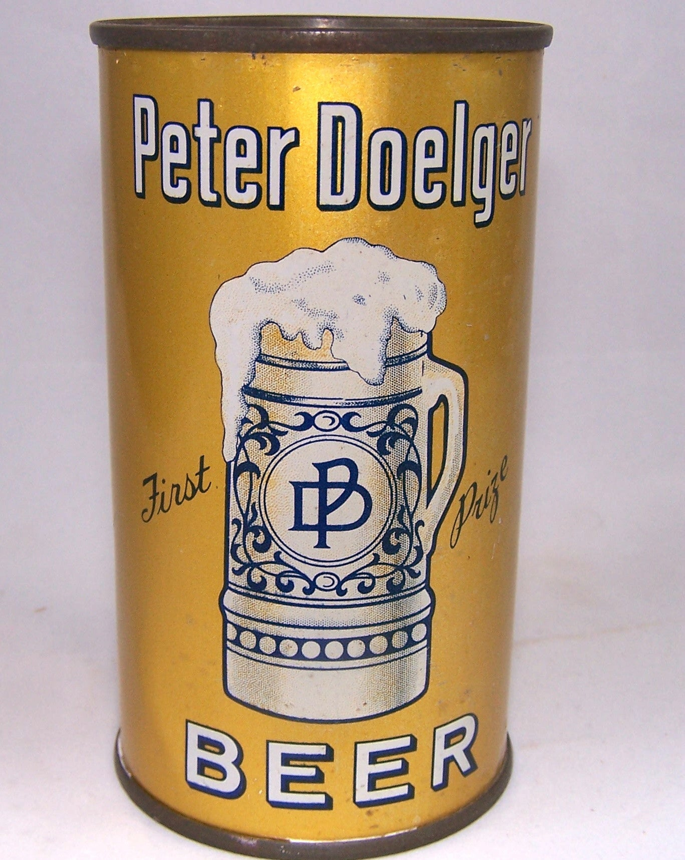 Peter Doelger Beer, patents pending, Lilek # 670, Grade 1/1- Sold on 03/09/18