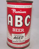 ABC Premium Beer, USBC 28-05, Grade 1- Sold on 03/19/17