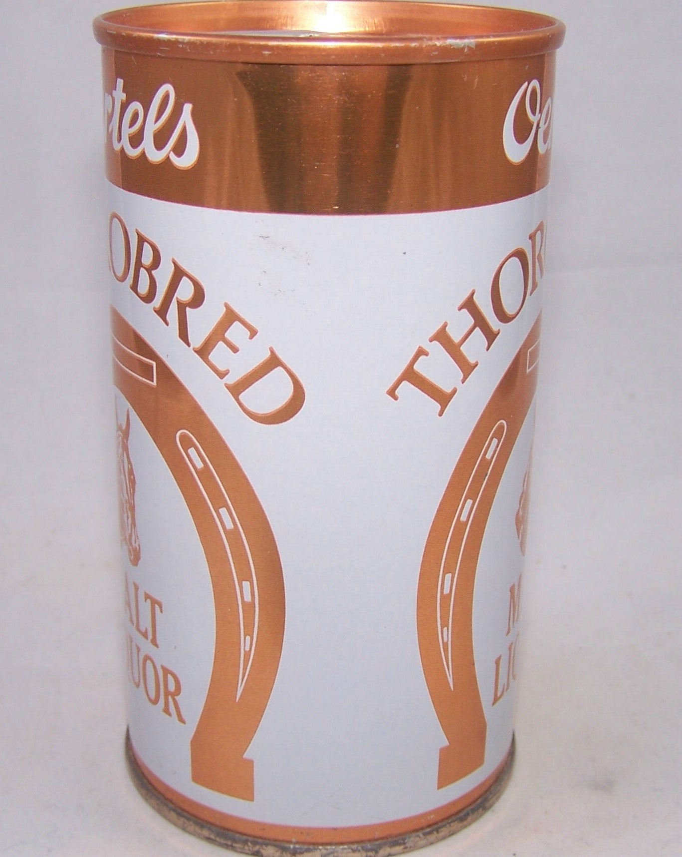 Oertels Thorobred Malt Liquor, USBC II 99-07, Grade 1/1+ Sold on 05/06/17