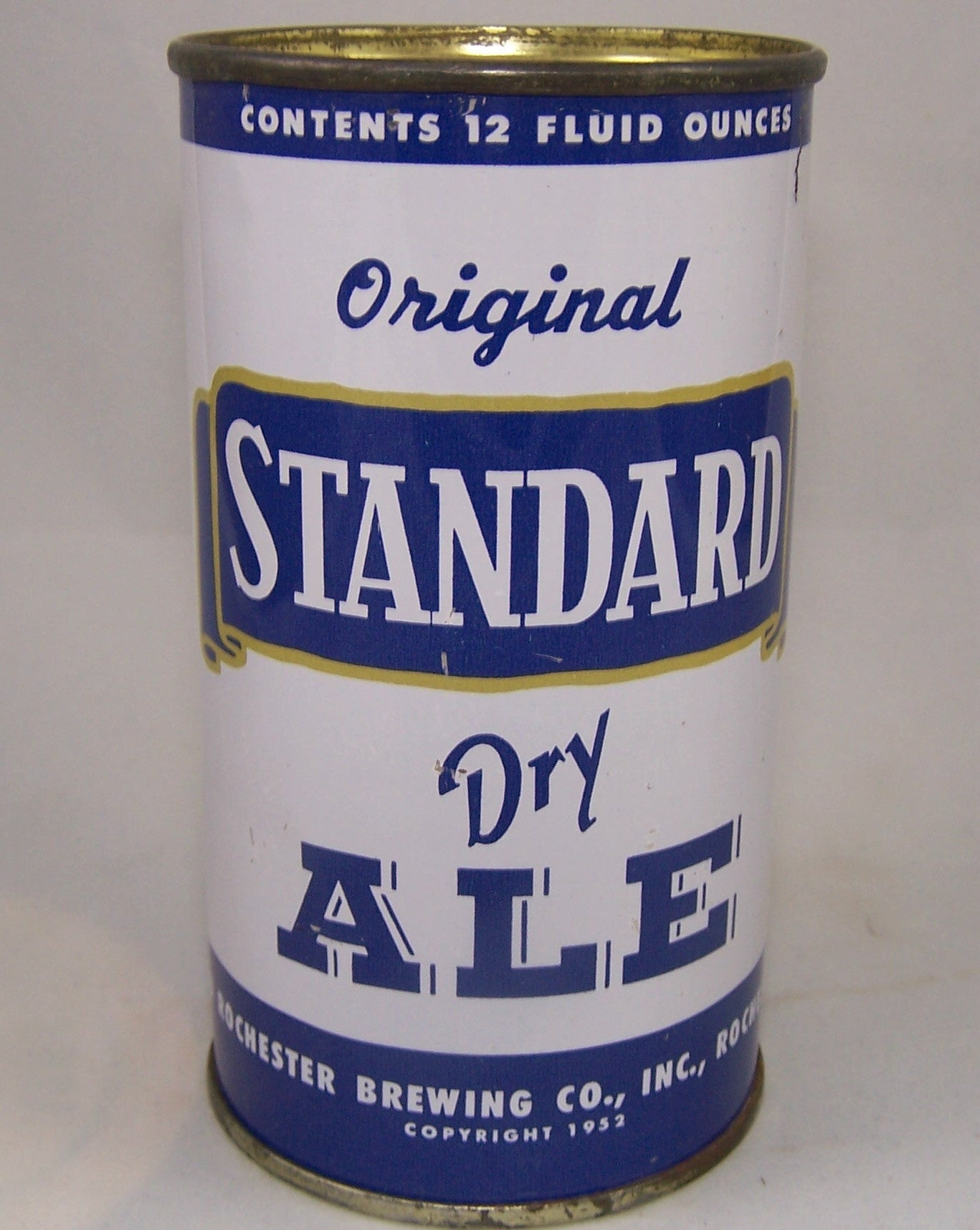 Standard Dry Ale, USBC 135-32, Grade 1/1- Sold on 9/22/15