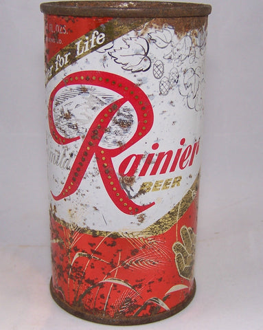 Rainier Jubilee 11 Fluid ounces, USBC set 118-16, Grade 2