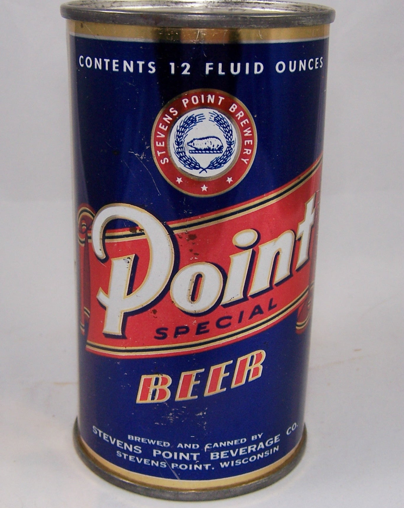 Point Special Beer, USBC 116-18 (ROLLED) Grade 1/1- sold on 04/16/16
