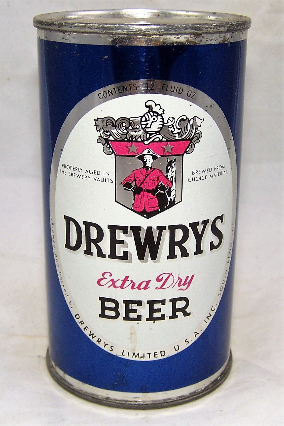 Drewrys Extra Dry (Sports Can) USBC N.L Grade 1/1-  Sold on 01/22/20