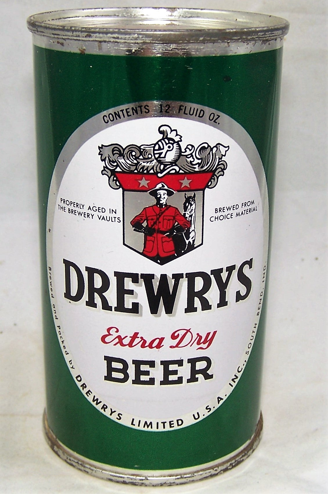 Drewrys Extra Dry (Sports Can) USBC N.L Grade 1/1+ Sold 6/22/20