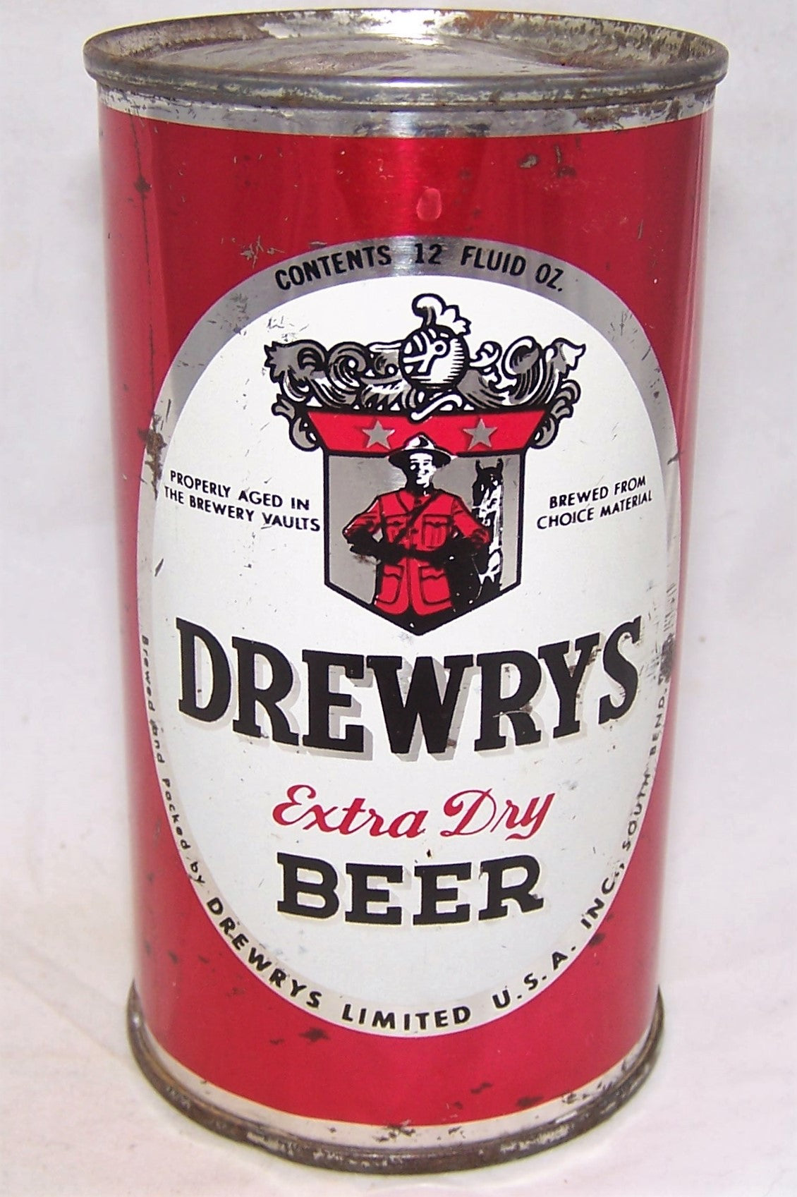 Drewrys Extra Dry (Sports Can), USBC N.L Grade 1-  Sold on 01/22/20