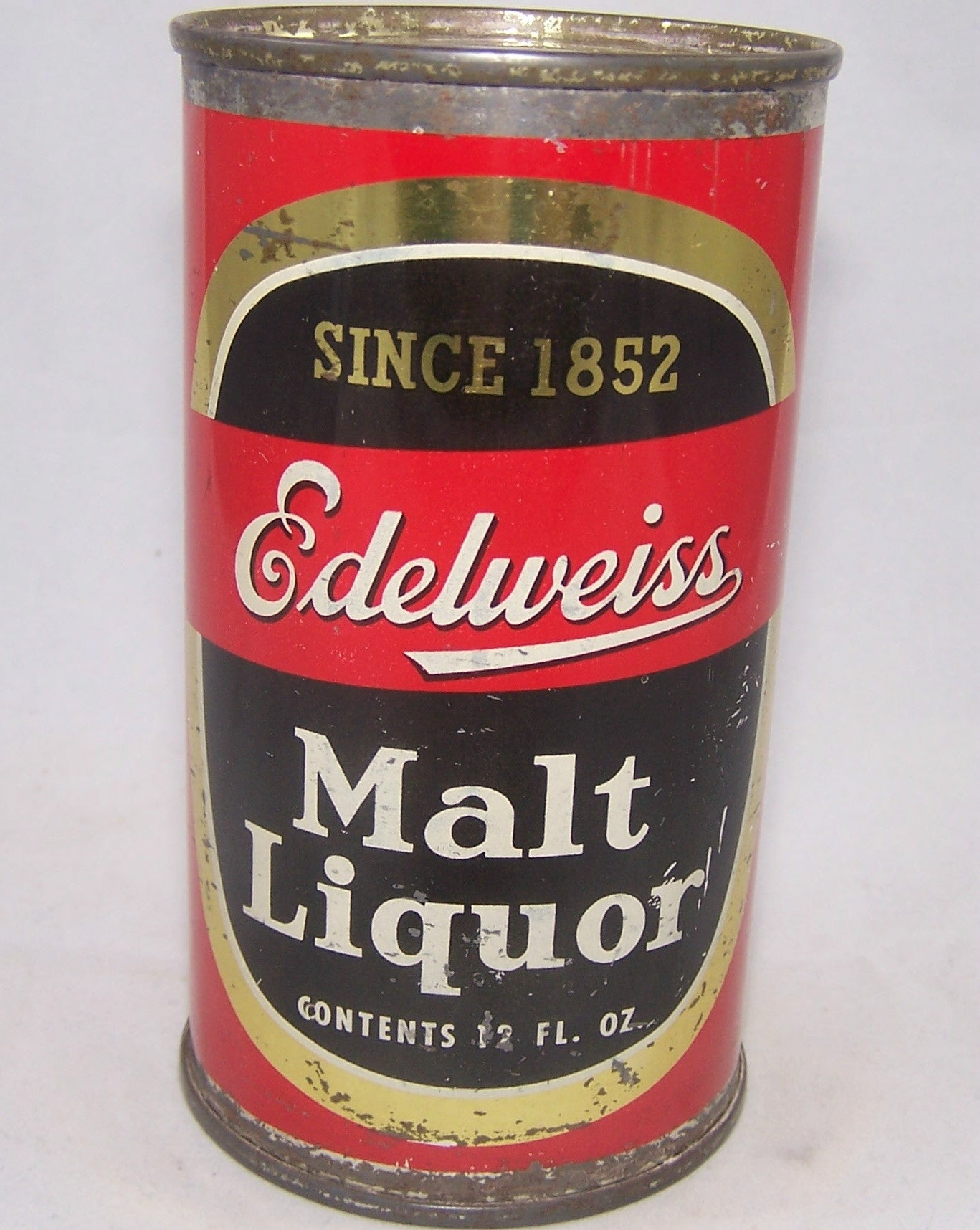 Edelweiss Malt Liquor, USBC 59-09, Grade 1- Sold on 11/03/17