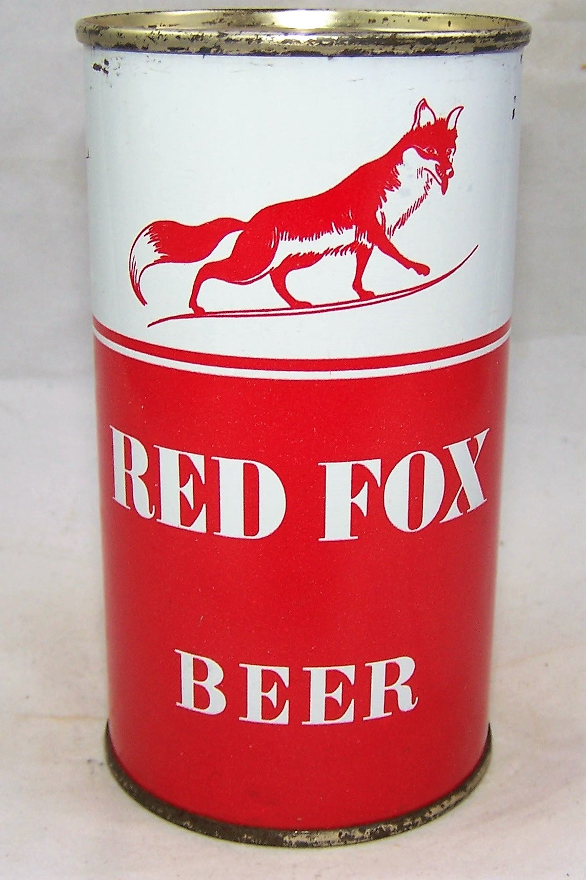 Red Fox Beer, USBC 119-22 (Cumberland) Grade 1