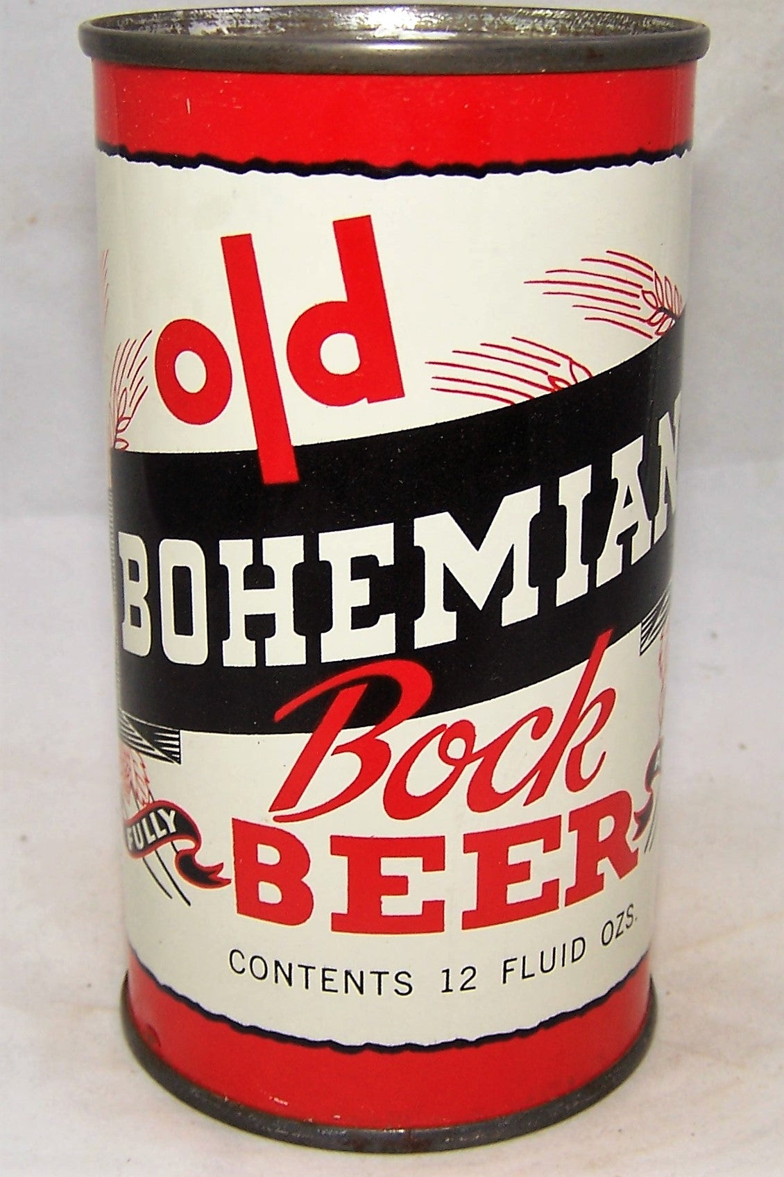 Old Bohemian Bock Beer, USBC 104-15, Grade 1/1+ Sold on 06/30/19