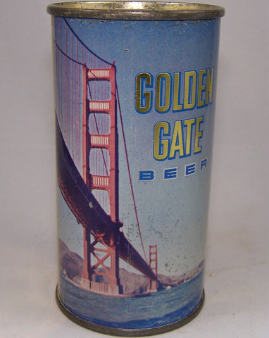Golden Gate Beer, 11 ounce, USBC 72-39, Grade 1