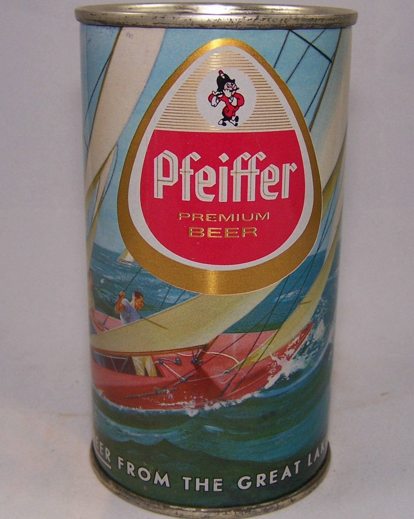 Pfeiffer (Dull) Premium Beer, USBC 114-17, Grade 1/1+ Sold in 2017