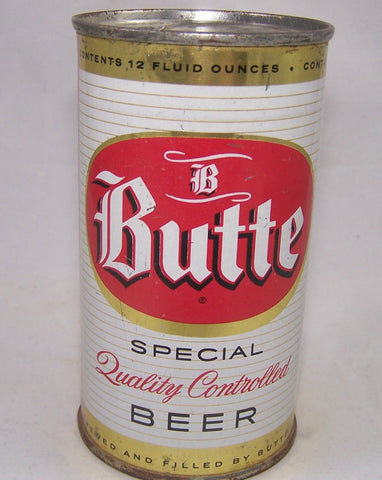 Butte Special Beer, USBC 47-33, CNMT 4%, Grade 1 Sold on 08/26/17