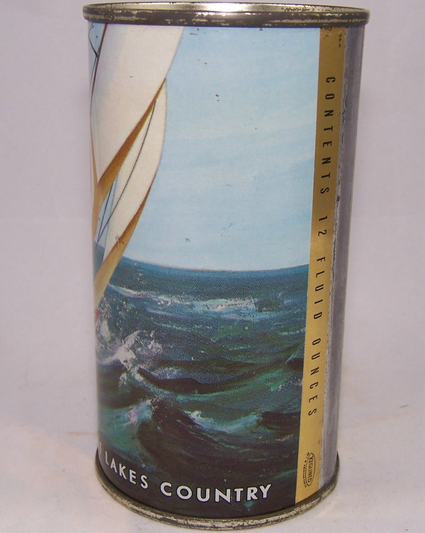 Pfeiffer (metallic) Premium Beer, USBC 114-08, Grade 1/ 1+ Sold on 10/10/15