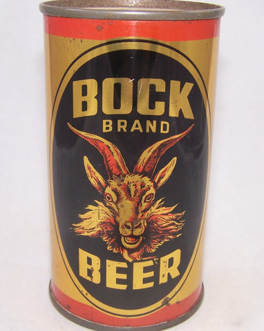 Bock Brand Beer, USBC 40-04, Grade 1 to 1/1- Sold on 06/09/17