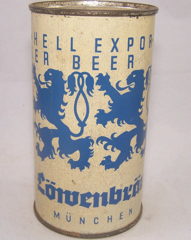 Lowenbrau Hell Export Pale Lager. Grade 1- Sold on 07/01/17