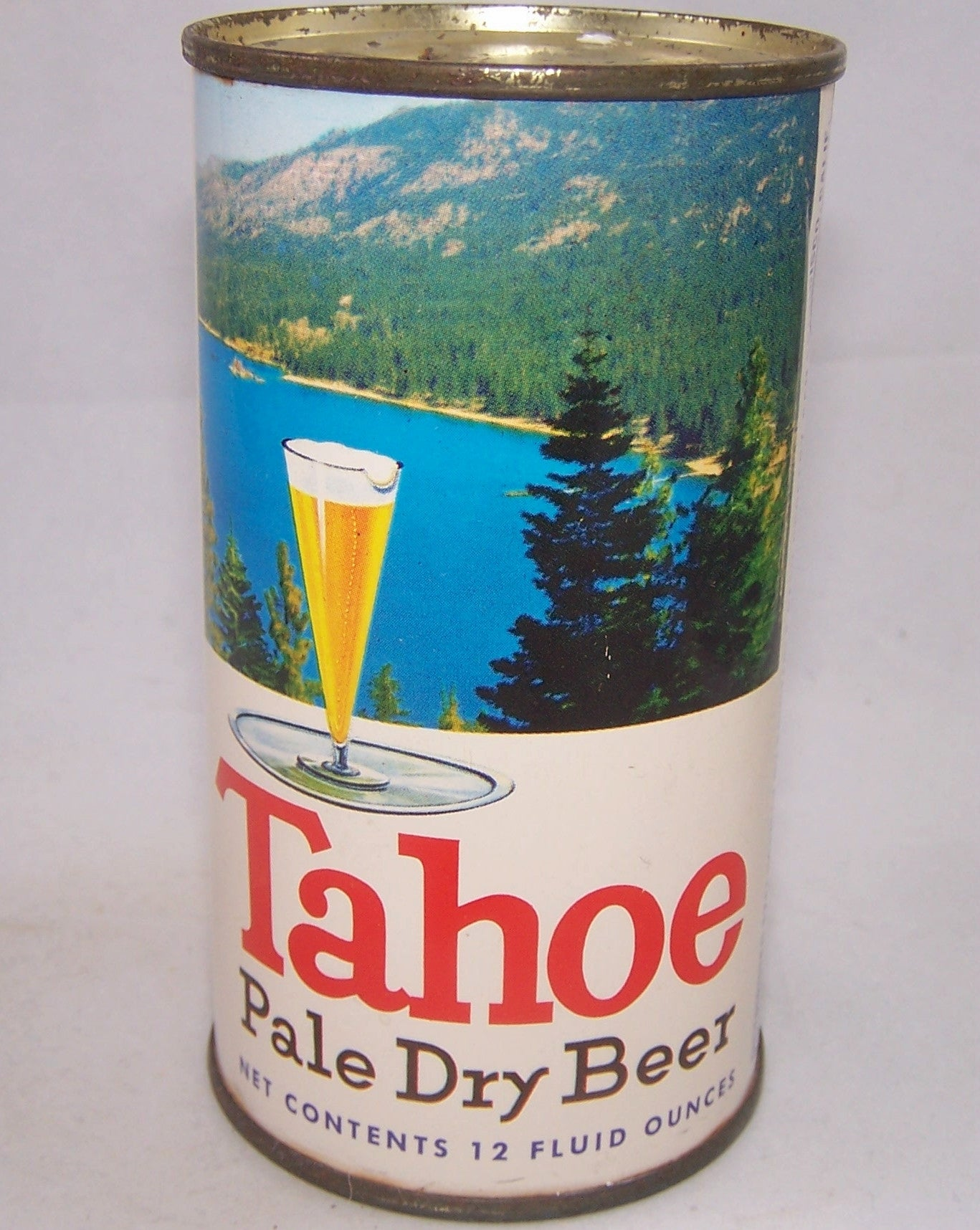 Tahoe Pale Dry Beer, USBC 138-10, Grade 1/1+ Sold on 08/25/17