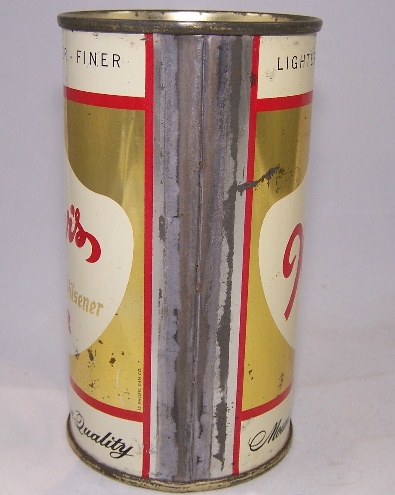 Walter's Premium Pilsener Beer, USBC 144-17, Grade 1-  Sold on 02/23/18