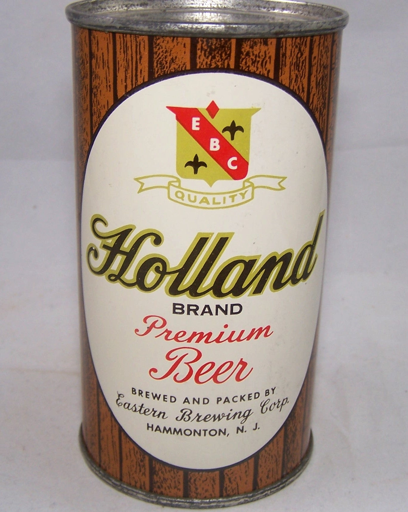 Holland Brand Premium Beer, USBC 83-09, Grade A1+ Sold on 06/14/17