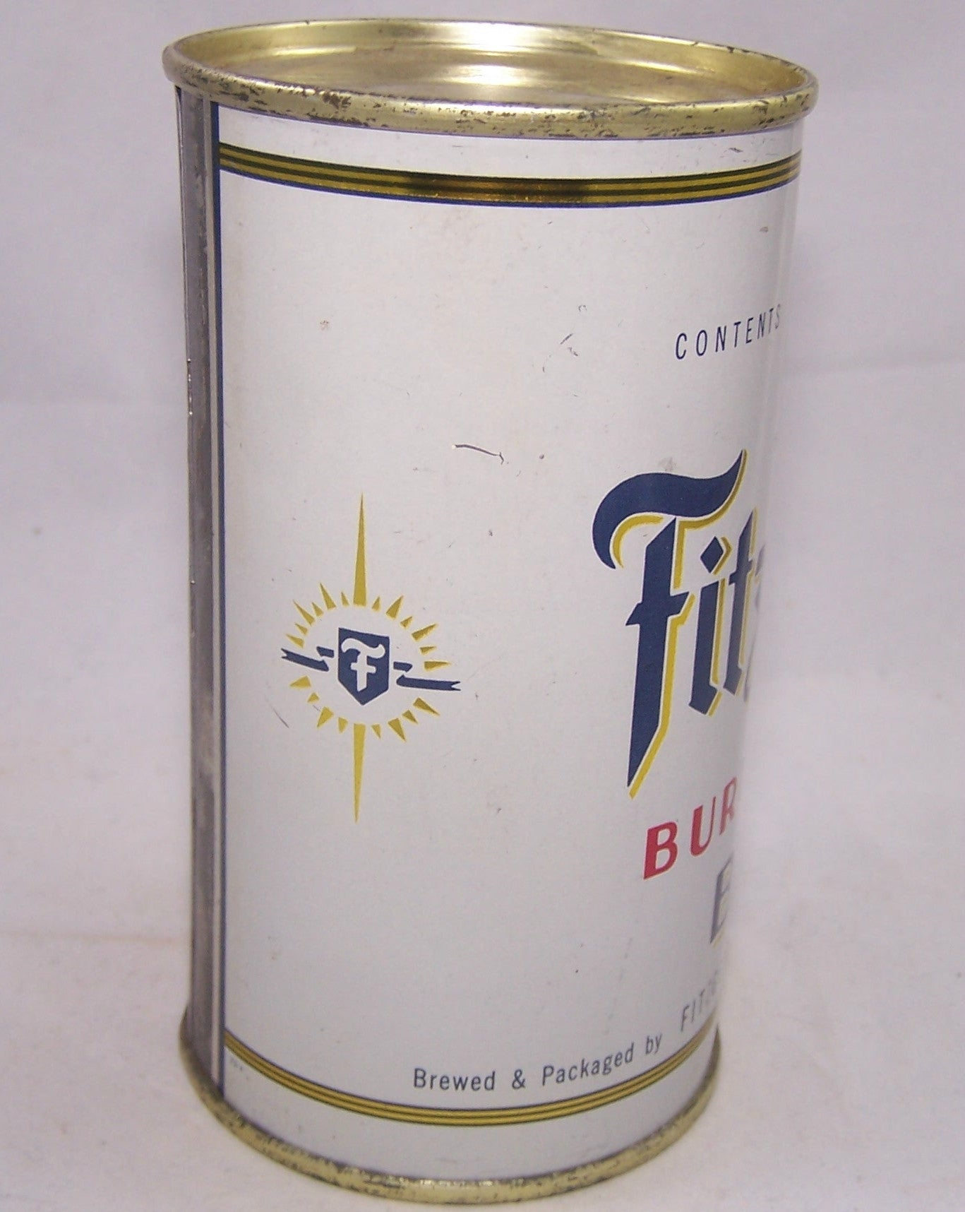 Fitzgerald's Burgomaster Beer, USBC 64-18, Grade 1/1+ Sold on 06/27/17