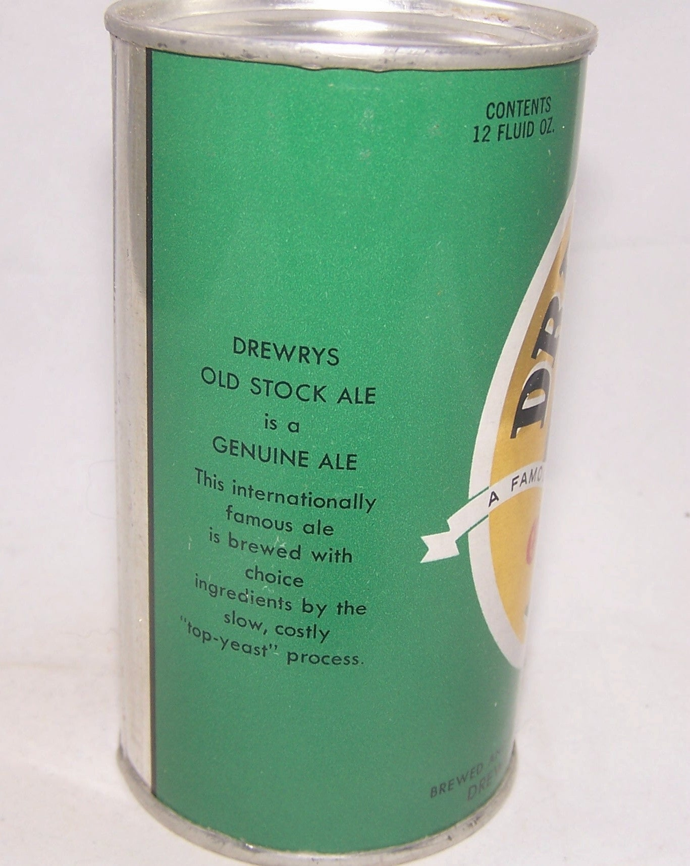 Drewrys Old Stock Ale IRTP, USBC 55-26, Grade A1+ Sold on 06/29/17