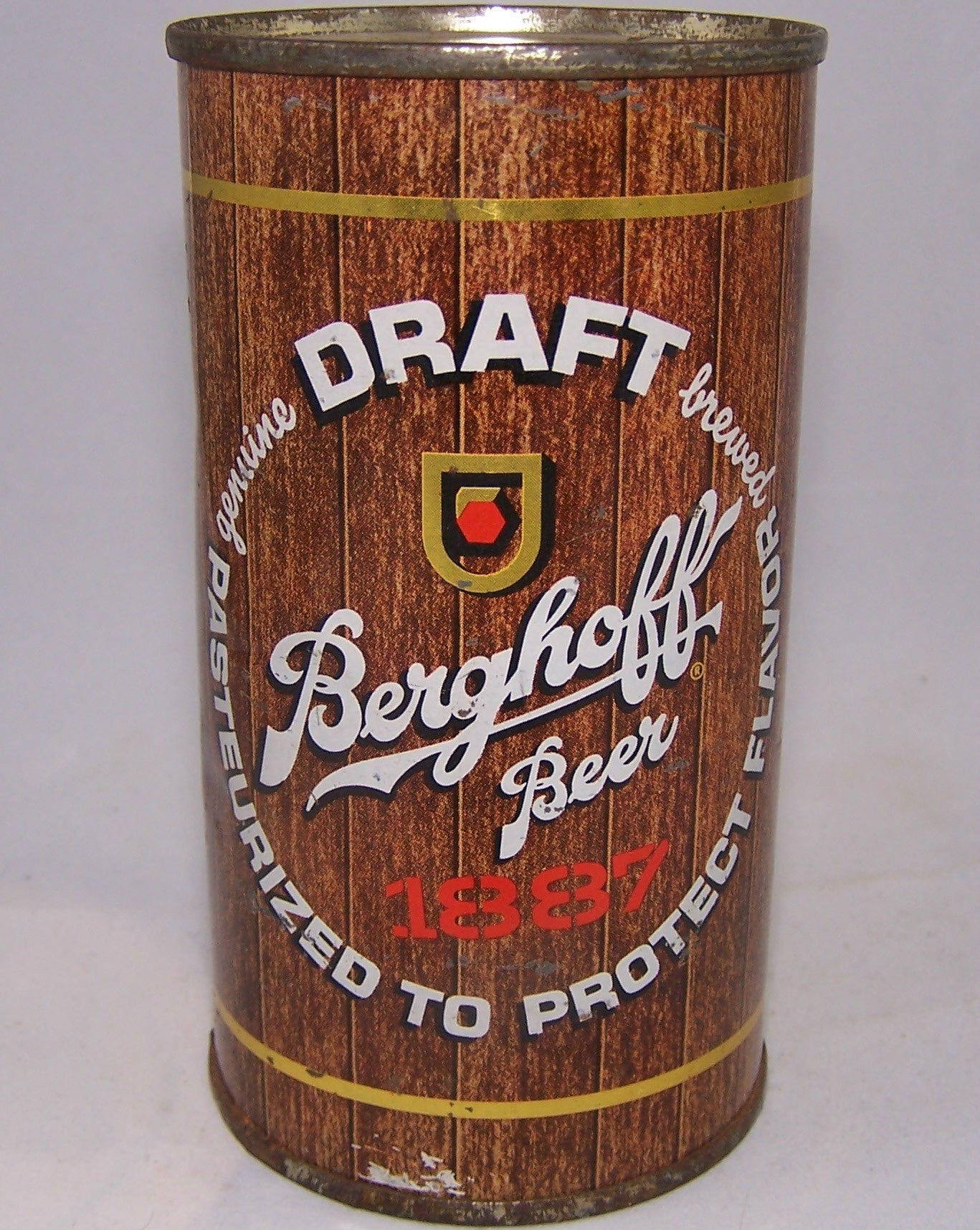 Berghoff Draft Beer 1887, USBC 36-8, Grade 1- Sold on 06/15/16