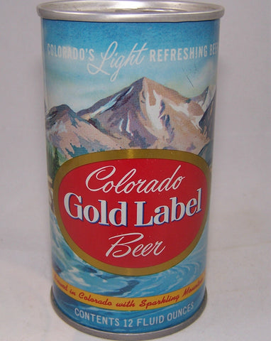 Colorado Gold Label (Test Can) USBC II 232-38, Grade A1+ Sold on 10/13/15