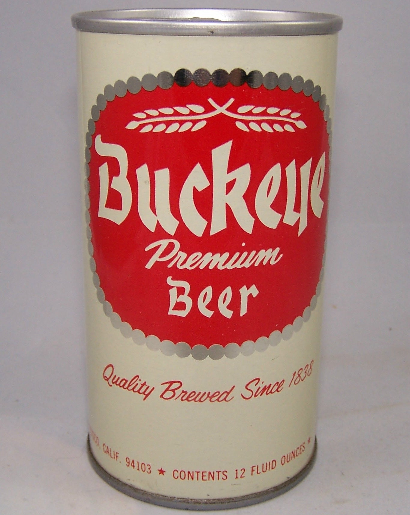 Buckeye Premium Beer, USBC II,  47-11 Grade 1/1+ Sold on 10/11/15