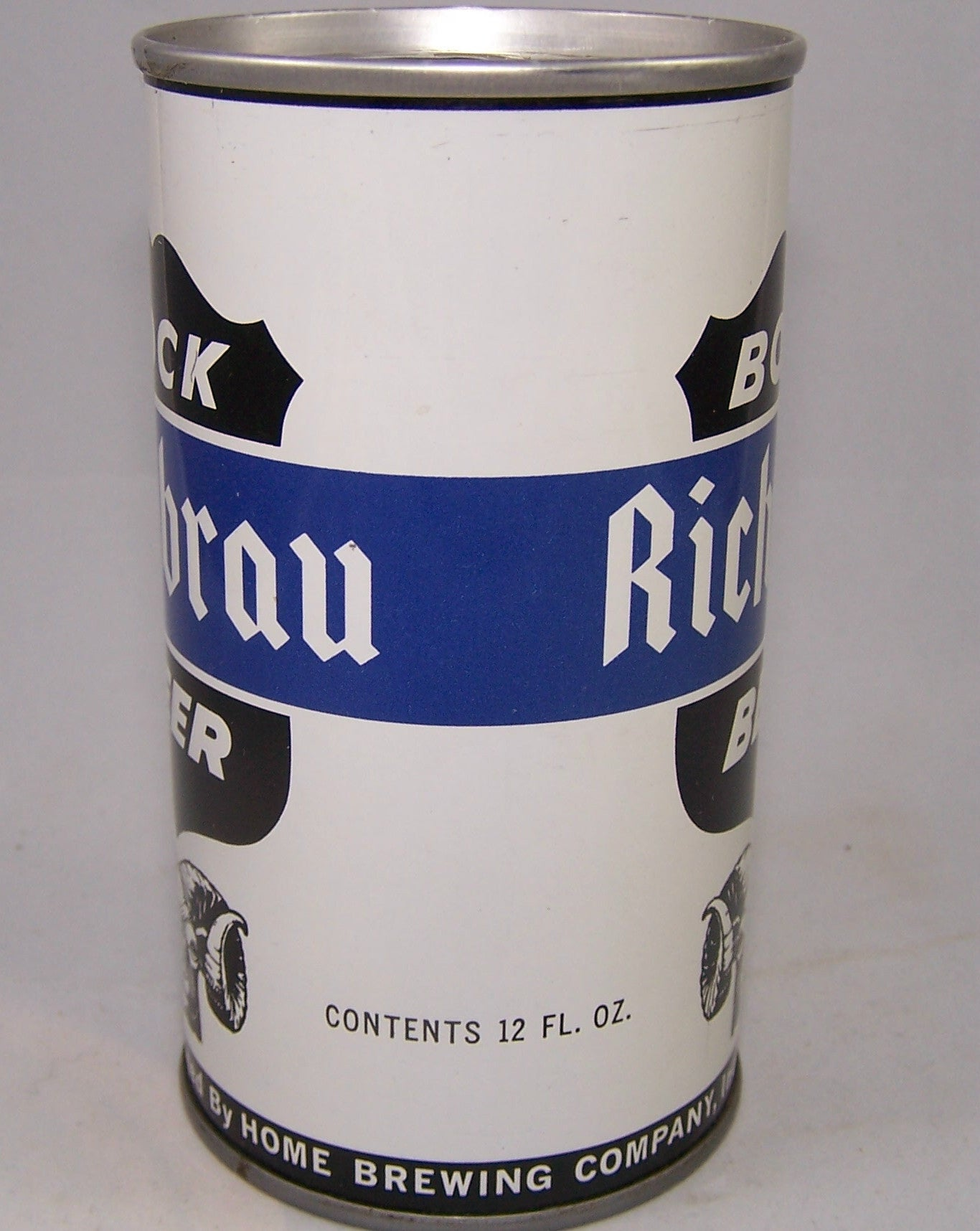 Richbrau Bock Beer, USBC II 116-09, Grade A1+ Sold on 10/17/15