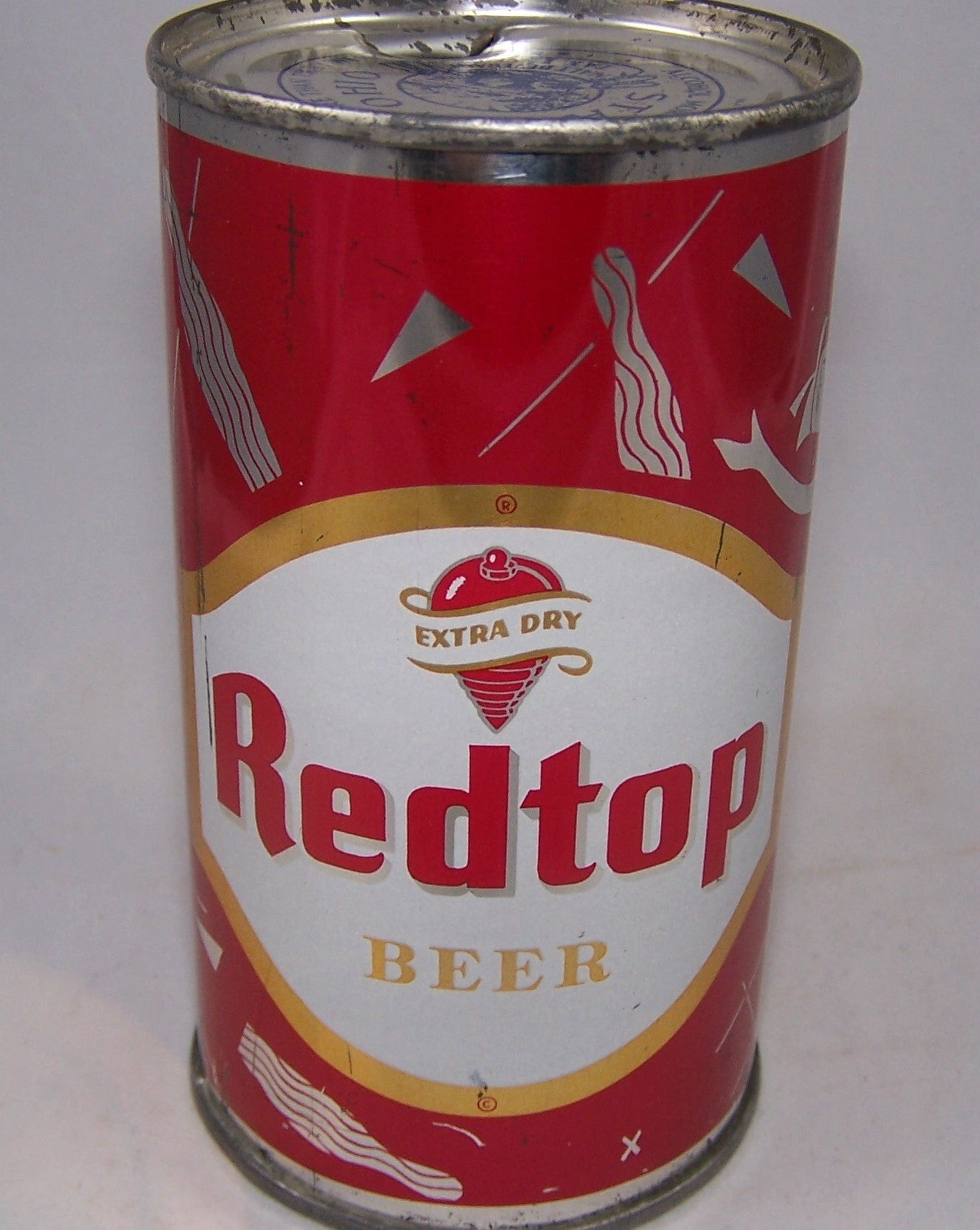 Redtop Beer (Bowling) USBC 119-40, Grade 1 to 1/1+Sold 6/18/16
