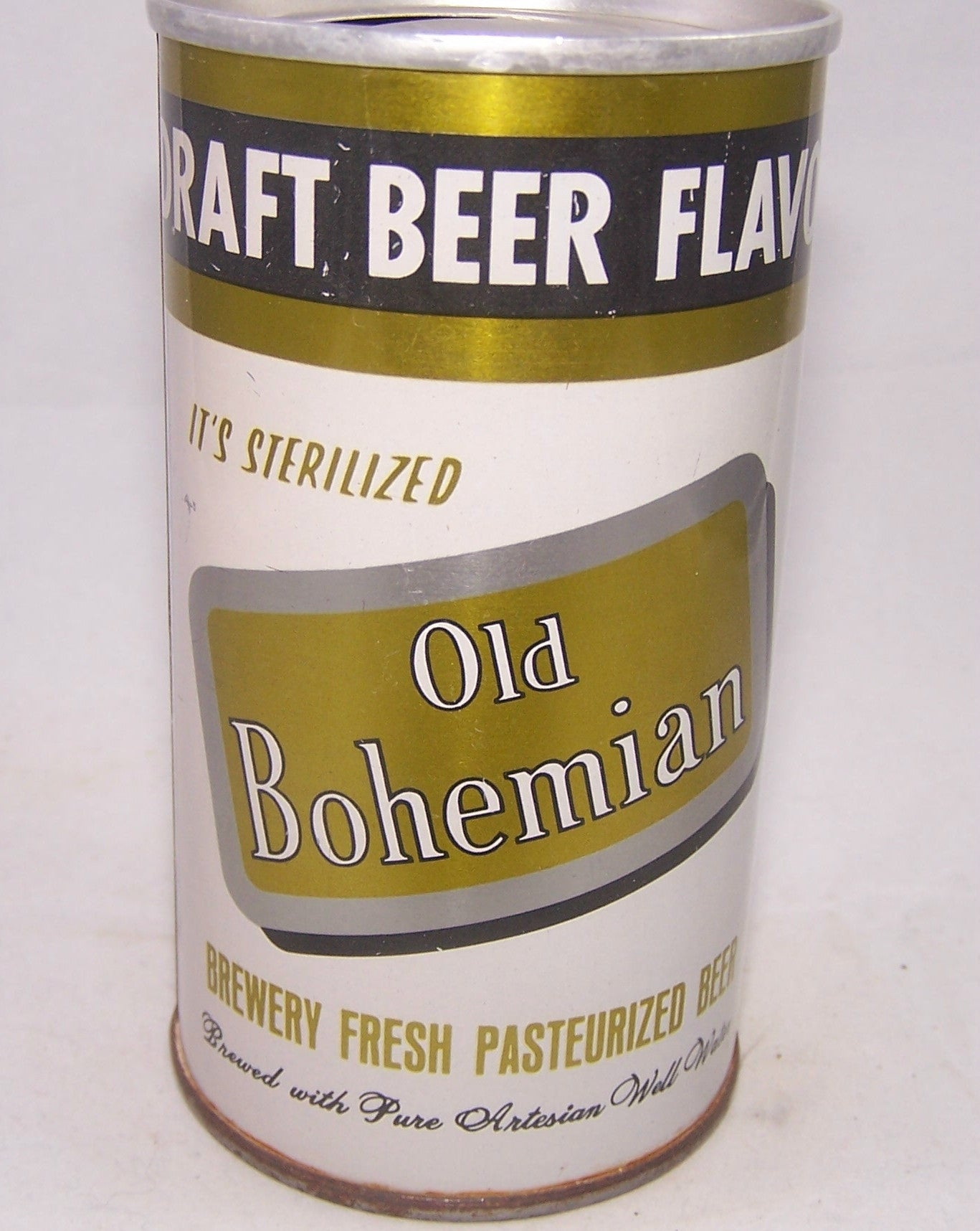 Old Bohemian Draft Flavor Beer, USBC II 99-22, Grade 1 to 1/1+ Sold on 08/29/18
