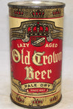Old Crown Lazy Aged O.I Beer. Lilek # 590, Grade 1-/2+