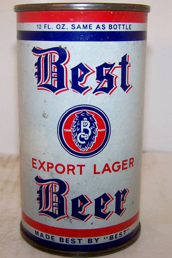 Best Export Lager Beer, Lilek page # 100 Grade 1- Sold on 11/17/14