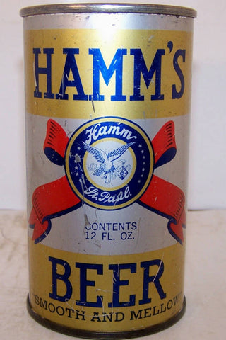 Hamms Beer Lilek page # 378 Grade 1- Sold on 6-24-14   Price is Trending steady for this condition can.