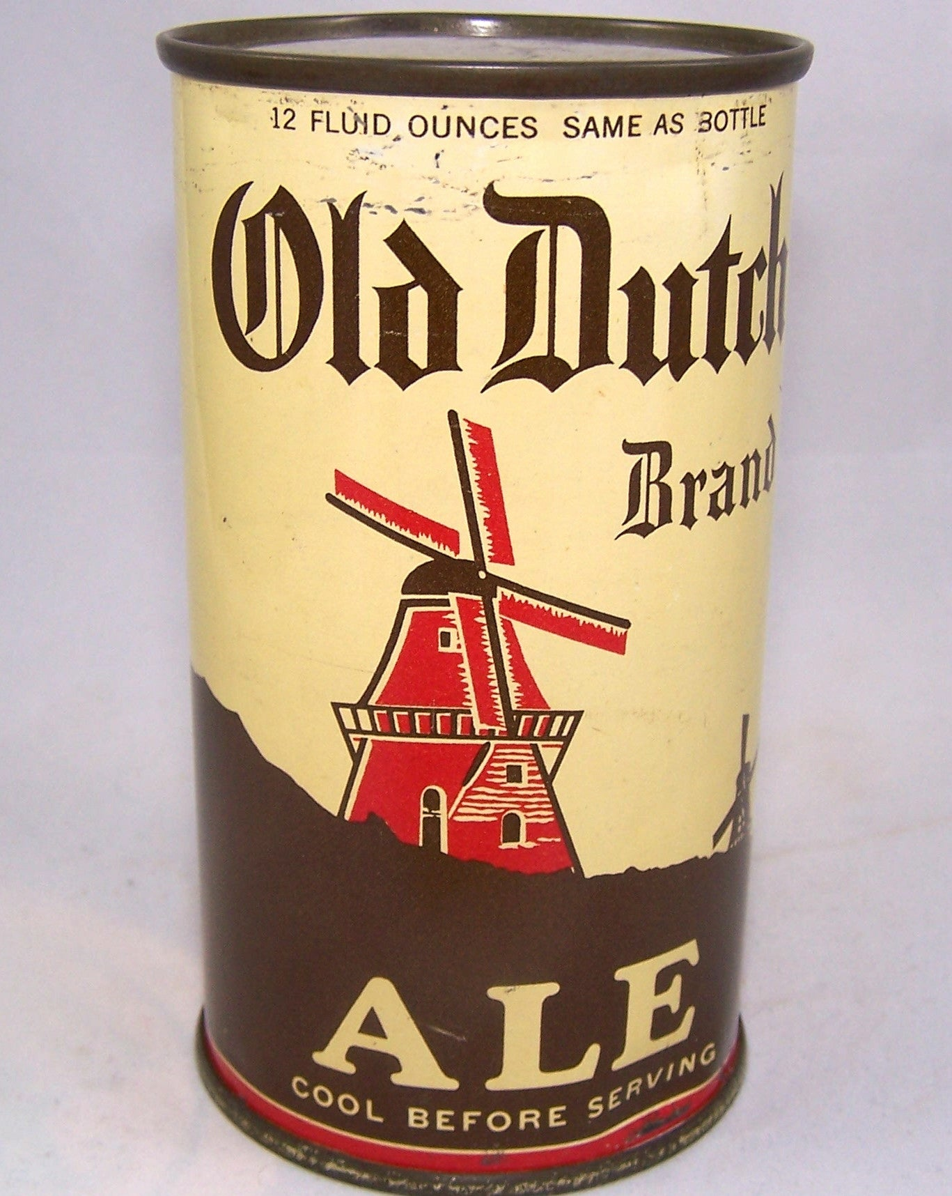 Old Dutch Brand Ale Lilek # Actual can 593, Grade 1 Sold on 04/27/16