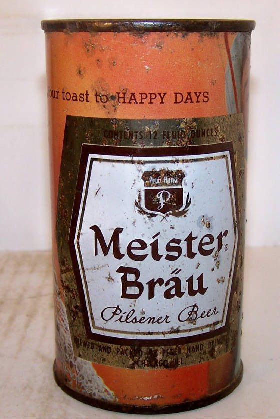 Meister Brau Happy Days - Fishing Offgrade