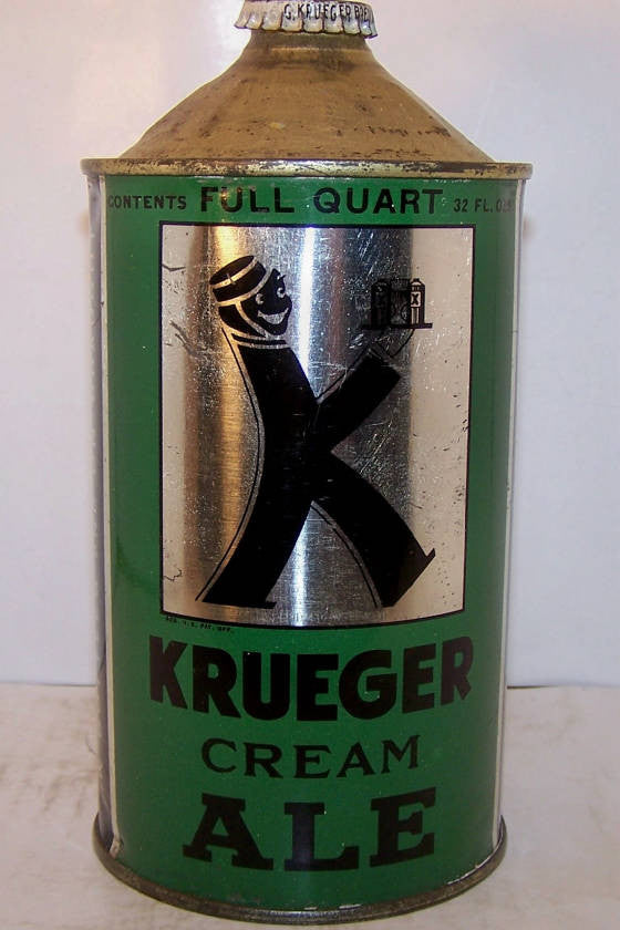 KRUEGER CREAM ALE Sold on 10/17/14 prices trending steady