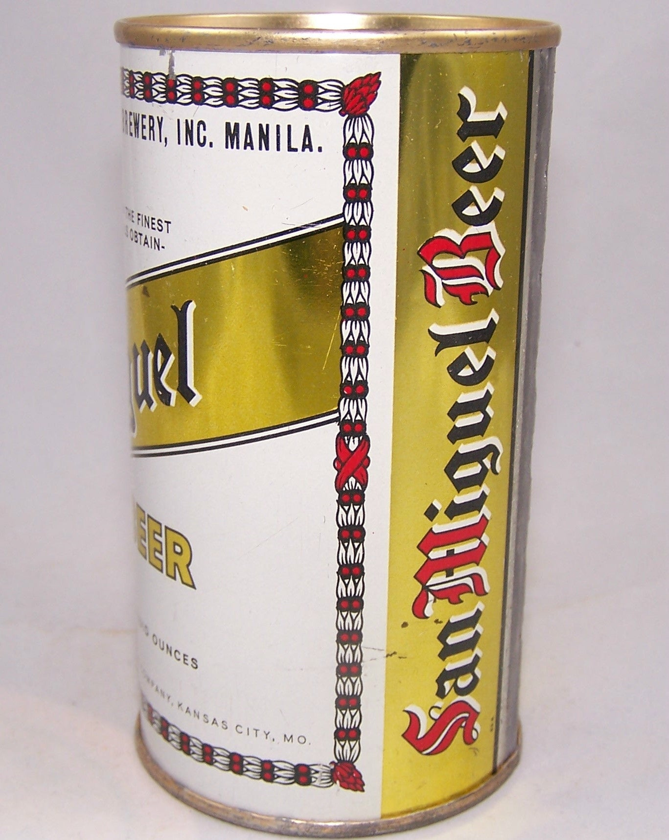 San Miguel Beer, USBC 127-12, Grade 1/1+ Sold on 03/04/16