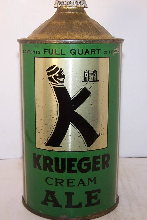 Krueger Cream Ale, Sold on 10/17/14  prices trending steady