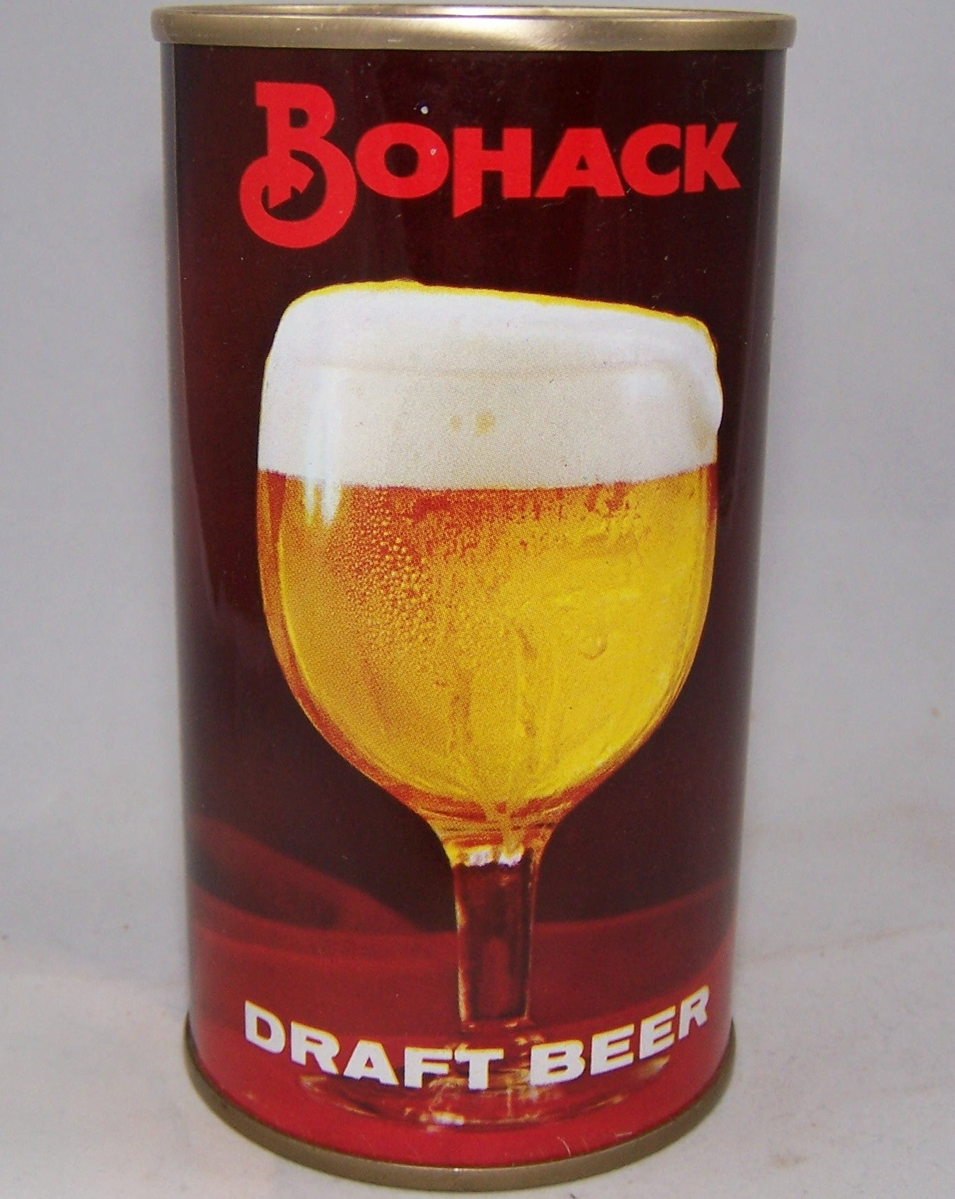 Bohack Draft Beer, USBC II 44-14, Grade A1+ Sold on 07/31/16