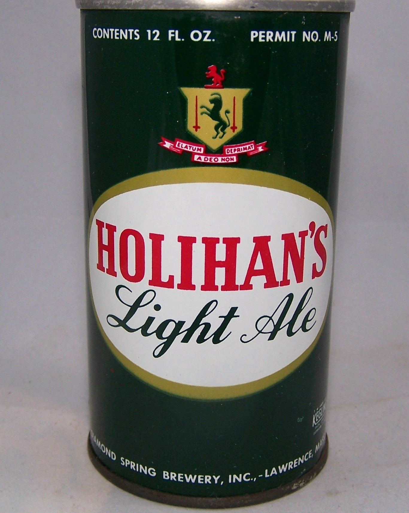 Holihan's Light Ale USBC II 76-38, Grade 1/1+ Sold on 06/26/19