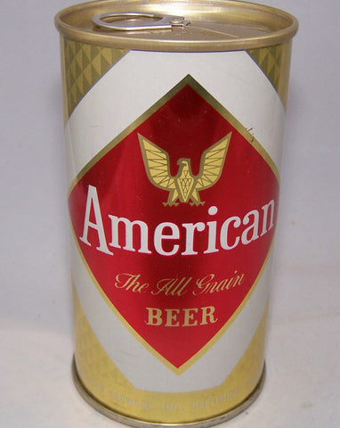 American The All Grain Beer, USBC II 33-19, Grade 1/1+