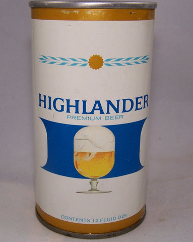 Highlander Premium Beer, USBC II, 76-17, Grade 1 to 1/1+ Sold on 10/16/15
