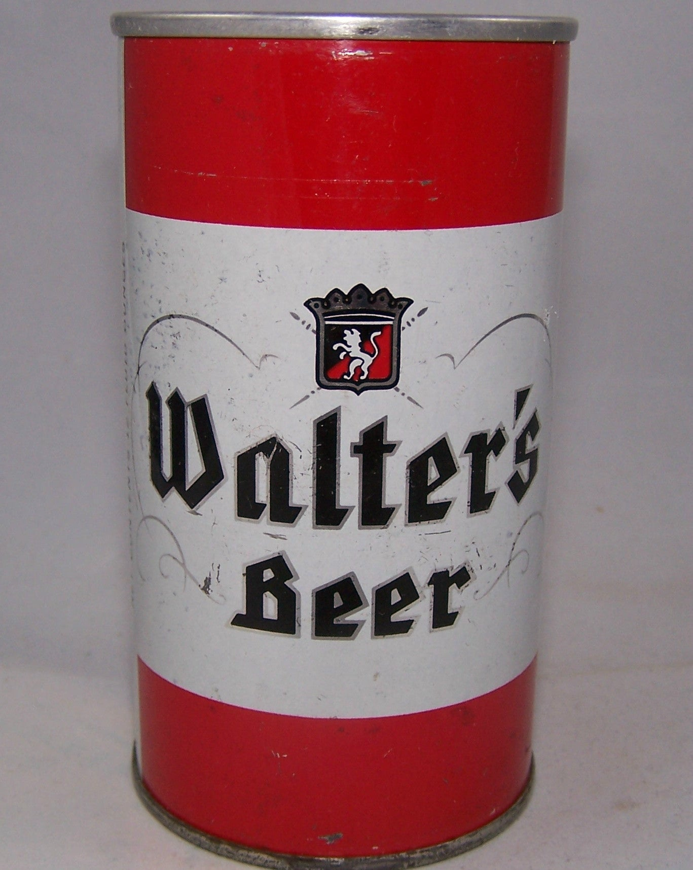 Walter's Beer USBC II 133-33, Grade 1/1- Sold on 08/12/16